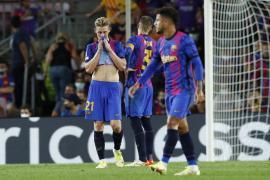 El Barcelona no puede con un Bayern de Múnich superior