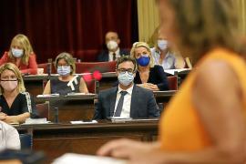 Armengol reducirá la presión del transporte marítimo en Formentera