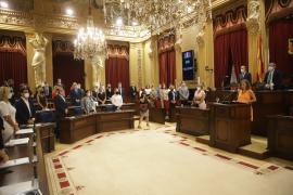 Armengol augura el fin de la crisis para 2022 y que Balears liderará su salida