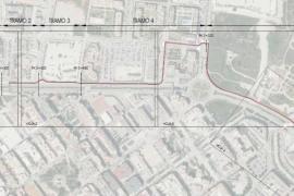 El Consell de Ibiza autoriza la construcción de un carril bici en la E-10