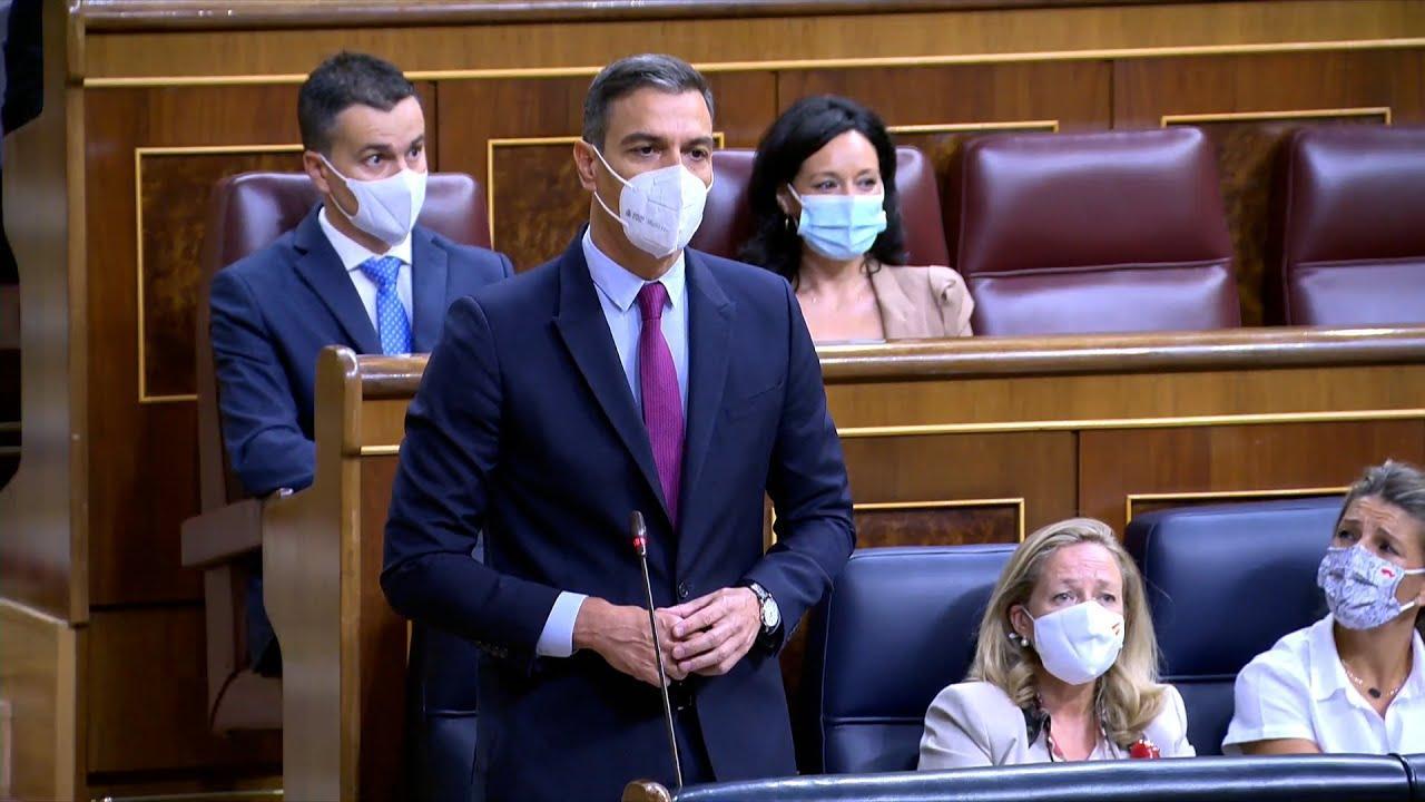 Sánchez promete defender el interés general tras críticas por la luz