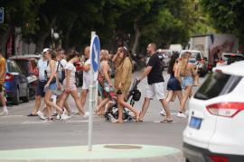 Baleares deja de estar en riesgo alto de contagios