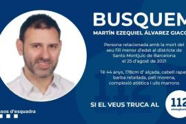 Encuentran el cadáver del hombre que mató a su hijo en un hotel de Barcelona