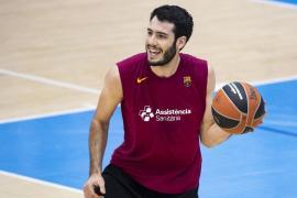 El Barça pierde a Abrines por una lesión de rodilla