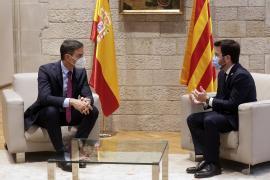 Mesa de diálogo entre el Gobierno y la Generalitat