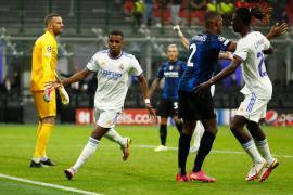 Inter Milan v Real Madrid