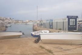 Una mujer y sus dos hijos, entre los 10 inmigrantes llegados en la última patera a Formentera