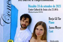 La música clásica llega este sábado a Jesús con 'Del Barroc a l'Impressionisme'