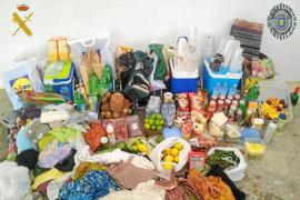 12 denuncias en tan sólo un día por venta ambulante en las calas Salada y Saladeta