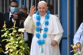El Papa Francisco visita Eslovaquia