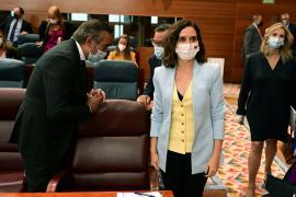 El PP confía en Vox para la aprobación de los presupuestos de Madrid
