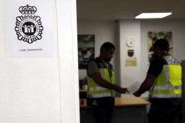 Detenidas 14 personas en Palma por contratar servicios sexuales de menores