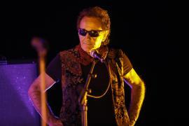Las mejores imágenes del concierto de Johnny Burning en Ibiza. (Fotos: Daniel Espinosa)