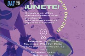 Plastic Free Ibiza y Formentera anima a la población a sumarse al Día Mundial de la Limpieza