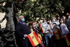 Cientos de personas claman en Madrid contra «humillaciones» a las víctimas de ETA