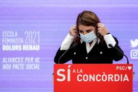 Lastra: «El PP de Casado es una amenaza para las mujeres»