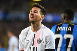 Champions League - Group A - Club Brugge v Paris St Germain