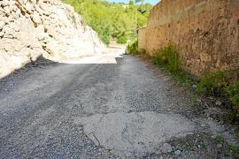 Sant Joan acondicionará 27,5 kilómetros de caminos rurales