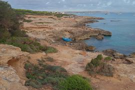 Interceptados 22 inmigrantes en Formentera este lunes