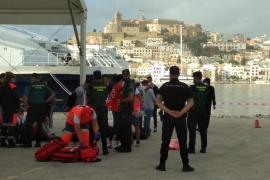 Pateras en Baleares: más migrantes que en todo 2020