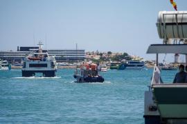 La APB se reúne con el Govern y el Consell de Formentera para trabajar en reducir la frecuencia de ferris