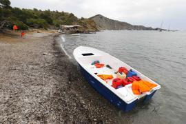 La Policía Nacional detiene a tres patrones de las pateras llegadas a Ibiza y Formentera la pasada semana