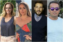 Rocío Carrasco, Rocío Flores, Antonio David y Fidel Albiac se verán las caras