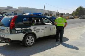 Detenida una conductora que se dio a la fuga tras arrollar y malherir a una motorista en Formentera