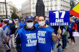 Loteros de Ibiza, a Madrid a luchar por las comisiones