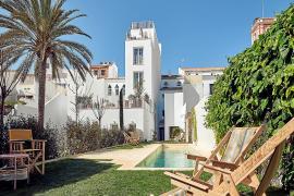 El primer verano de Cristine Bedfor en Menorca