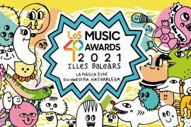 Los 40 Music Awards eligen Ibiza para su esperado regreso