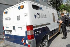 Cinco detenidos en un golpe antidroga de la Policía Nacional en Ibiza