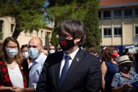 El juez de Cerdeña deja en libertad a Puigdemont