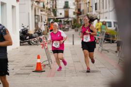 Las mejores imágenes de la Ibiza Media Maratón 2021.