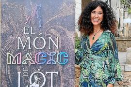 La fantasía invade Mallorca con la trilogía 'El mon magic de Lot' de Joana M. Pastor
