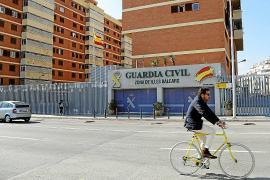 Detenido tras robar un patinete a un guardia civil fuera de servicio en Palma