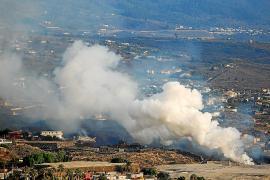 La erupción volcánica cumple una semana con una estabilidad en los indicadores