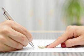 Las separaciones y divorcios bajaron un 10,8 % en Baleares en 2020