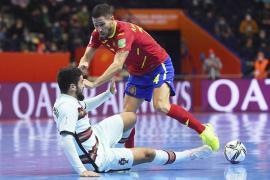 España desperdicia un 2-0 y cae en la prórroga ante Portugal