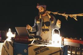 La isla de Formentera disfruta con la música mientras se conciencia sobre el medio ambiente