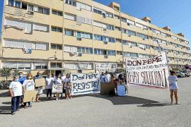 El juez desestima el recurso contra el desalojo del edificio A de los Don Pepe