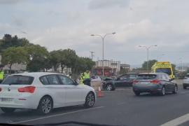 Accidente en Palma