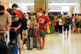 Aena prevé que la cifra de pasajeros en 2026 en Ibiza siga por debajo de los datos de 2019