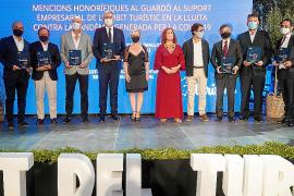Armengol alaba en la Nit del Turisme la reactivación económica de Baleares