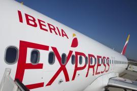 Iberia Express duplica los vuelos a Ibiza con respecto al invierno de 2019