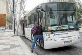 Estas son las líneas de autobús que se verán afectadas este sábado por la Ibiza Marathon