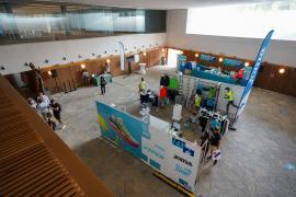La entrega de dorsales y la Feria del Corredor de la Santa Eulària Ibiza Marathon, en imágenes.