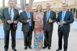 Inauguración del hotel Iberostar Son Antem