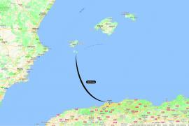 Formentera, posible nueva ruta de entrada masiva a Occidente