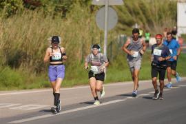 Las mejores imágenes del Santa Eulària Ibiza Marathon (Fotos: Marcelo Sastre e Irene Arango).
